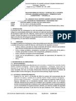 Plan de Contingencia Por Obras de Av. Abancay