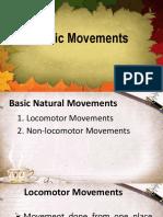 Fundamental of Folk Dancing