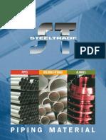 All Valve Steeltrade Technical Data