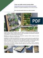 ARTIGO - PAISAGISMO - Saiba como fazer um Jardim Vertical usando Pallets (Ciclo Vivo).docx