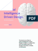 Brain Food AI Driven Design