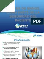 Higiene de Manos- West Quimica