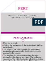 Pert and s Curve