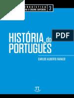 Historia Do Português