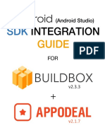 Buildbox 2.3.3 + Appodeal 2.1.7 Android Studio Guide v1