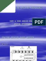 Caterpillar Engine Training 3400 Series