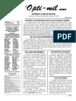Newsletter Oct 10 Web