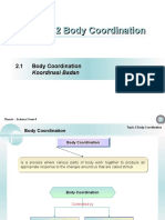Chap 2 Body Coordination.
