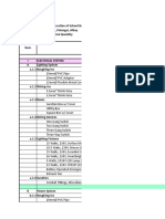 PCC - Electrical Estimate