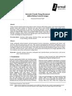 interaksi tanah dan tiang basement akibat beban lateral gempa.pdf