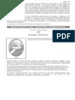 Acápite I del Manifiesto del P.C. (RESUMEN)
