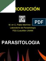 Introduccion Al Parasitismo