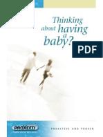 Proxeed Patient Brochure