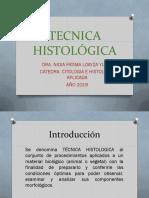 Tecnica Histologica