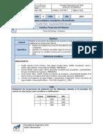 Taller 1 - Acueductos y Alcantarillados 2019-1
