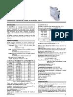 Manual Transmisor Txrail Usb 4-20ma v10x h Español