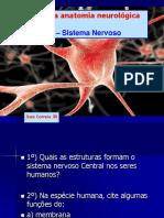 Introducao Neuro Anatomia e Medula