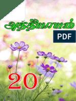 அத்தியாயம் 20