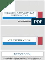 Colecistitis Fisioopato II