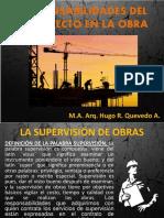 7. Responsabilidades del Arquitecto en la Obra.pdf