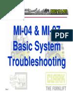INDEX 5B Basic Troubleshooting 113009