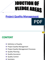 Project QualityMgmt