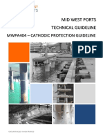 MWPA404 Cathodic Protection Guideline Rev 0