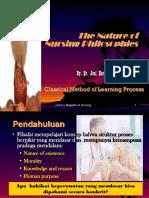1. the Nature of Nursing Philosophia (7!9!16)
