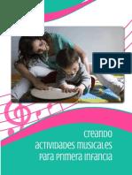 Creando Actividades Musicales Para Primera Infancia