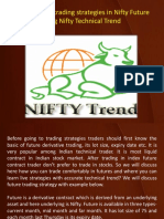 Best Intraday Trading Strategies in Nifty Future Using Nifty Technical Trend