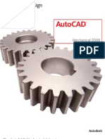 AutoCAD Mechanical 2008