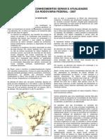 Microsoft Word - Apostila - conhecimentos gerais - PRF 2007