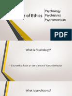 Code of Ethics001