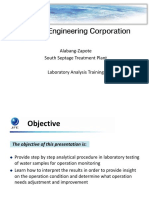 South SpTP Laboratory Training