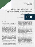 arqueología como ciencia social