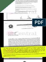 Documentos comprueban triangulación de recursos de Arriaga