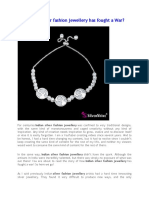 How Indian Silver Fashion Jewellery Has Fought a War (1)