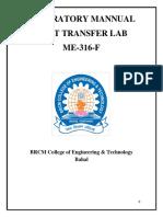 thermal lab 2 manual