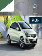 Anleitung Opel Corsa 1.4 201108