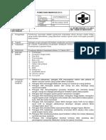 Sop Pemberian Imunisasi Bcg New - Copy