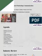 A3 IMC Presentation Nilina Sec A