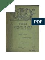 Istoricul Legătoriei de Cărți Daniel Feyns