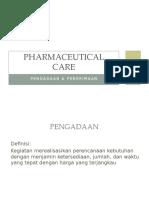 PHARMACEUTICAL CARE Pengadaan & Penerimaan.pptx