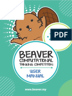 Beaver 2019 - User Manual