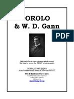 orolo & w.d.gann