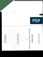 Jean-Pierres VERNANT Oeuvres Volume 2