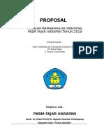 Pengajuan Ijin Operasional PKBM Fajar Harapan
