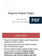 DiagnosaTelapakTangan Basic