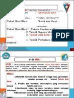 Presentasi SMK Teknik Alat Berat