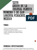 CabezasColosales Olmecas